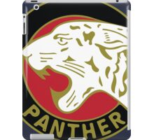 Panther Motorcycle Logo iPad Case/Skin