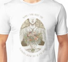 When I think about you Unisex T-Shirt