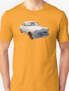 1950  Ford Custom Antique Car Unisex T-Shirt