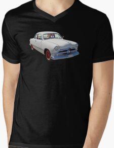 1950  Ford Custom Antique Car Mens V-Neck T-Shirt