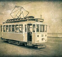 The Last Tram by EvaMarIza