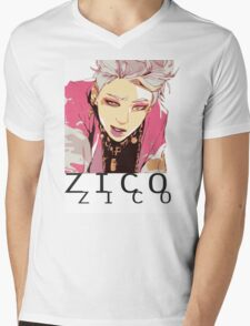 Zico Jackpot Mens V-Neck T-Shirt