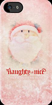 Naughty or Nice? Santa Knows by Alisdair Binning