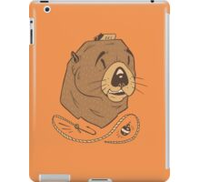 Sea Fairing Otter iPad Case/Skin