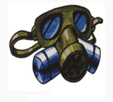Gas Mask by michelleduerden