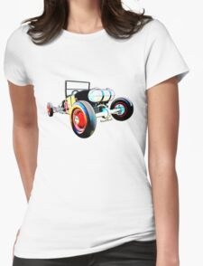 Classic Hot Rod T in a Stormy Sunset T-Shirt
