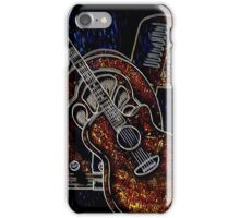 Old School Music Style iPhone Case/Skin