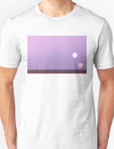 BINARY SUNSET Always Hope Unisex T-Shirt