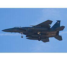 OT AF 91-0322 F-15E Strike Eagle Photographic Print
