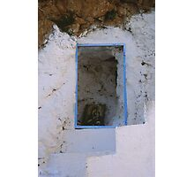Crete - Stairways to heaven Photographic Print