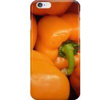 Orange Peppers iPhone Case/Skin