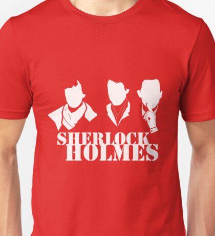 Sherlock Trio Unisex T-Shirt