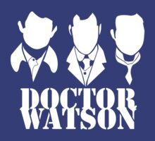 Doctor Watson Trio by KitsuneDesigns