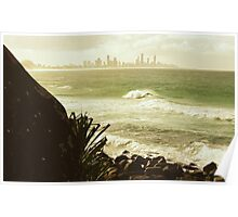 Burleigh Heads, Gold Coast Poster