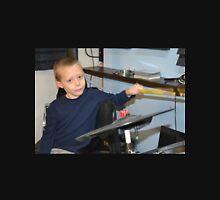 Enjoying Drums Unisex T-Shirt