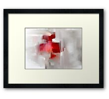All kinds of love Framed Print