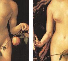 Adam 'n Eve Sticker