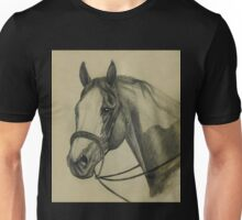 Charcoal Pinto Unisex T-Shirt