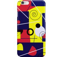 Primary life iPhone Case/Skin
