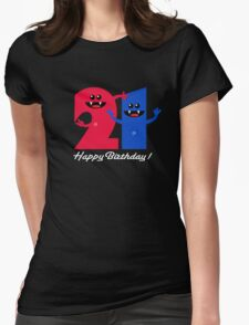 HAPPY BIRTHDAY 21 T-Shirt