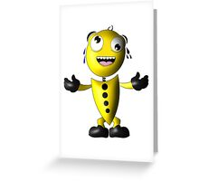 The Crazies 1 Greeting Card
