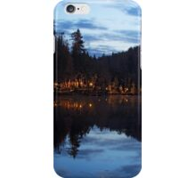 moon reflection iPhone Case/Skin