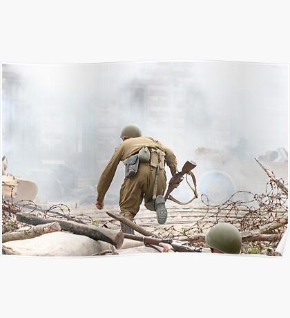 Battle incident Poster