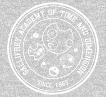Gallifrey Academy of Time and Dimension One Piece - Long Sleeve