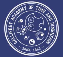 Gallifrey Academy of Time and Dimension by Muta