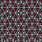 Triangular Shapes Pattern by ChunkyDesign