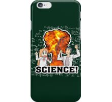 SCIENCE! III (improved) iPhone Case/Skin