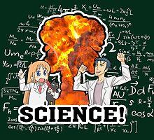 SCIENCE! III (improved) by Daru