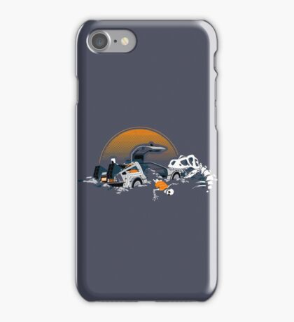 88 Million Years Ago... iPhone Case/Skin