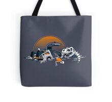 88 Million Years Ago... Tote Bag