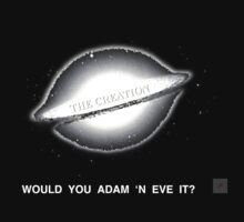 The Creation - would you Adam 'n Eve it? by madrarua