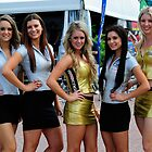 5 of a kind | V8 Supercars 2011 | Sydney 500 by Bill Fonseca