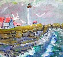 Light House by Newhouser