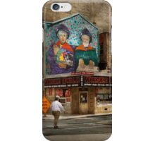 City - Pittsburg, PA - Wiener World iPhone Case/Skin