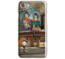 City - Pittsburg, PA - Wiener World iPhone Case/Skin