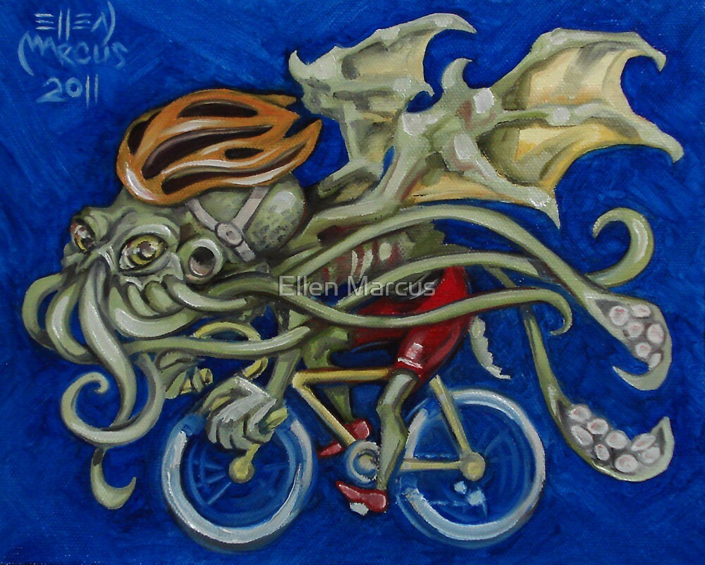 Cthulhu Roadie by Ellen Marcus