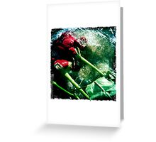 Roses of the Sea Greeting Card