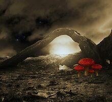 A Tiny Bit Of Magic by Christine Lake