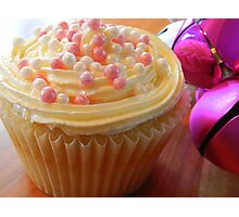 Cup cake heaven! Photographic Print