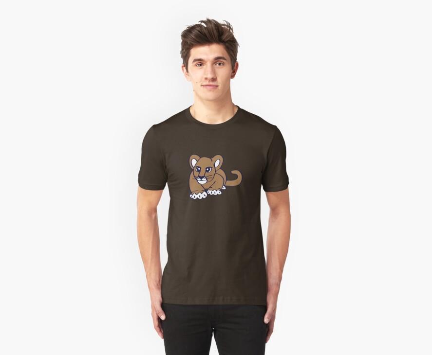 Solo Stalking Puma by mogencreative