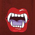 vampire lips by cintrao