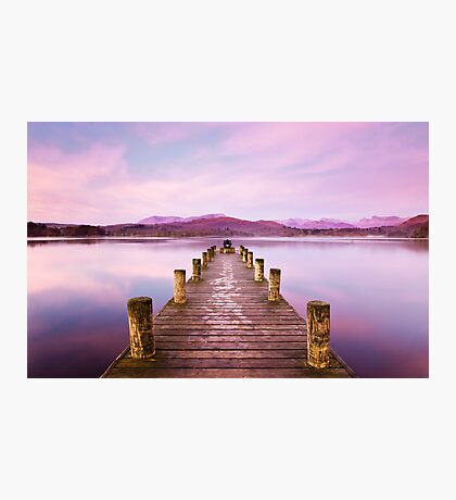 Winter at Windermere. Photographic Print