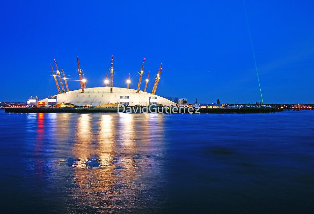 London Millennium Dome by DavidGutierrez