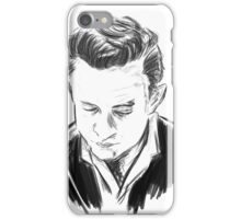 Johnny Cash iPhone Case/Skin