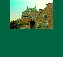 Le Chateau Frontenac Unisex T-Shirt