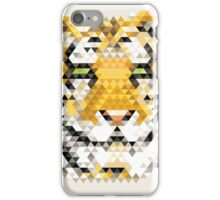 Tiger angle iPhone Case/Skin